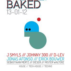 Bouwer (Modern Playground) DJ Set @ Freshly Baked - Club Home 13-01-2012