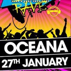 Original Sin at Oceana: Battle of the DJ's