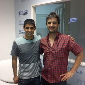 MANOS AL VOLANTE Con Julian Garcia Y Nicolas Esteban 24-7-2015