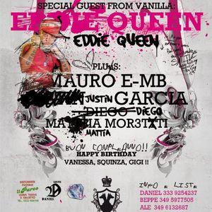 Eddie Queen April Live Set