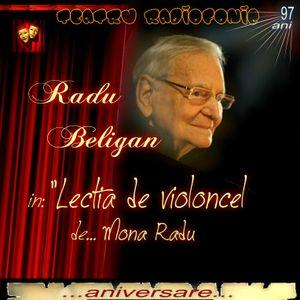 La 97 de ani, maestrul Radu Beligan continua sa faca senzatie pe scena...