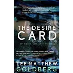 Lee Matthew Goldberg discusses THE DESIRE CARD on Authors on the Air