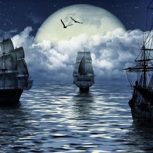 Mondsüchtig - Mondsegeln