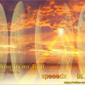 speeedx - sunshine its my beat (06.2010)
