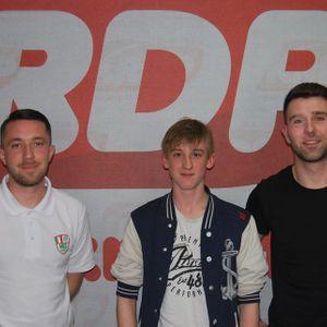 Zielono Biało Czerwoni - MKS Ciechanów - 12.04.17 KRDP FM