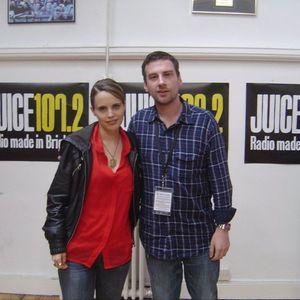 17/05/11 Great Escape Highlights part 3, Anna Calvi interview