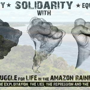 Defending the Amazon, defending life -  the extractive economy in Putumayo - talk at DABF2015