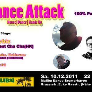 Dj Chrizz Pii live @ Dance Attack ,,Soft Mix'' Malibu Dance Bremerhaven