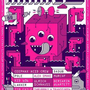stype @ Krake Festival (Suicide Circus, Berlin / 10.08.2012)