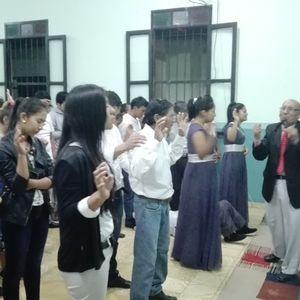 2017-06-24 Mensaje Pastor Jaime Muñoz - Primera Noche de Pentecostés