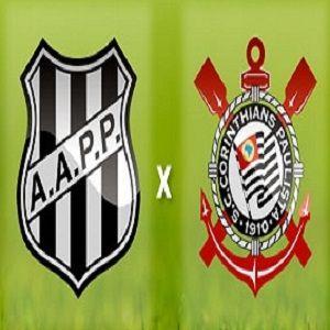 Ponte Preta x Corinthians - Campeonato Paulista 2017 (Segunda Parte)
