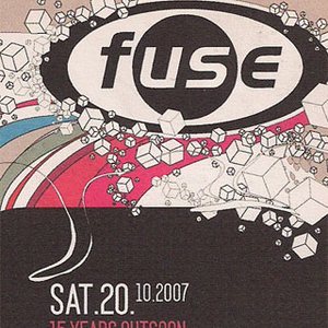 2007-10-20 Joost de Lyser - Live at Fuse 15 years outsoon - house&electro