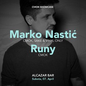 Marko Nastic Live @ Alcazar Bar Crvenka Serbia 07.04.2018.