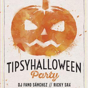 Fano Sánchez Tipsy Halloween 31 Octubre 2016