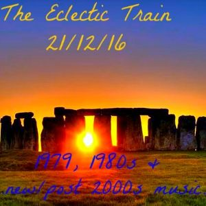 The Eclectic Train. 21.12.16.
