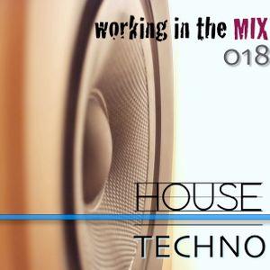 WTM 018 Techno-House