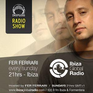 (Aug 2015) DeepClass Radio Show / Ibiza Global Radio - Hosted by Fer Ferrari