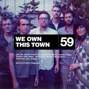We Own This Town: Volume 59
