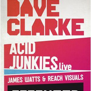 James Watts (at) Dave Clarke & Friends / Effenaar NL / 29-05-2010