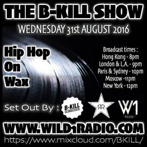 Hip Hop On Wax By Dj B-Kill