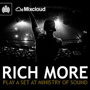RICH MORE: Ministry of Sound 2014