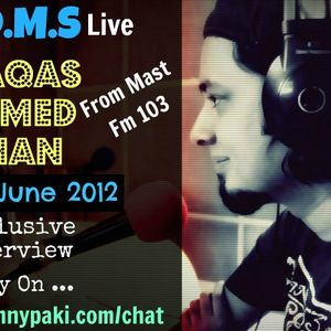 Exclusive Interview with DMS Waqas Ahmed Khan Fm 103 Funnypaki.com