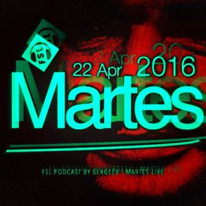 FSL Podcast 22 Apr 2016 - Martes Live