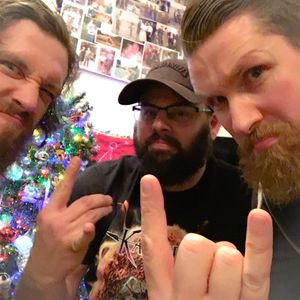 21.12.16 The Midweek Meltdown Christmas Special with Alec Pearson & Brad Hanson of End Of Salvation