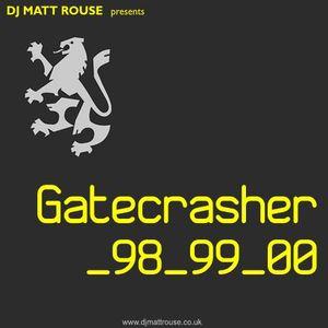 DJ Matt Rouse || Gatecrasher: GC_99