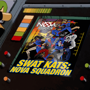 Auxiliary Weapons Panel - Nova Squadron