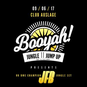 lotus oldschool jungle set at Booyah! pres. JFB 9.6.2017