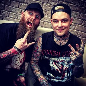 The Amity Affliction & Memphis May Fire Interviews - First Aired 3rd June 2016