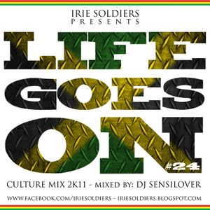 IRIESOLDIERS-LIFEGOESON#24_CultureMix2k11(part1)
