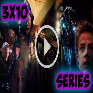 3x10 - Series: Final de Mitad de Temporada de 'Legends of Tomorrow'