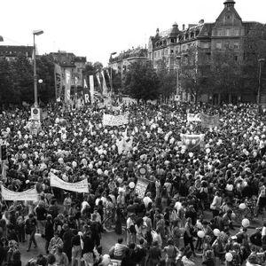 Wenn frau will, steht alles still. Frauenstreik in der Schweiz 1991 & 2019