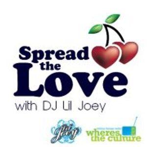 Spread the Love Radio Show - Episode 01