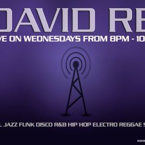 David RB On Trax FM Replay! - 3rd August 2016