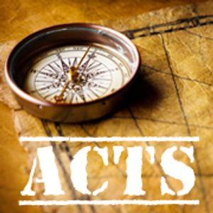 Acts Overview: Acts 1:1-5