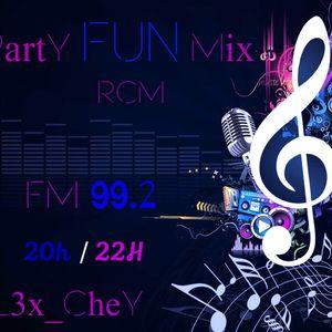 Al3x_CheY - Al3x_CheY Sur Party Fun Mix / Radio Show Vol #22