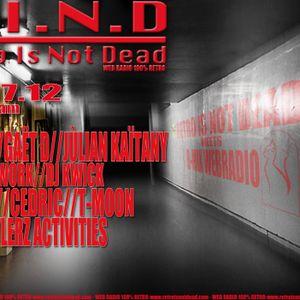 Oz@Work (B-Mix Webradio) - meets Rétro Is Not Dead Webradio (14/07/12)