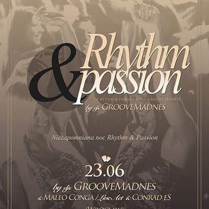 Adam Twelve pres. The Groove Madness Promo Mix