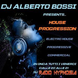 House Progression - Alberto Bossi - 26.10.2012