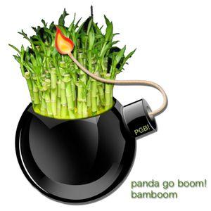 Panda Go Boom! -- BAMBOOM