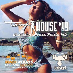 townHOUSE 49~Deep & Vocal House mix~on BeachGrooves.com Spain 19-Dec-2016