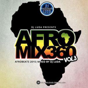 DJ Luda: Afrobeatz 360+