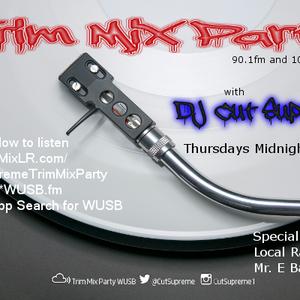 trim mix party july 21 2017