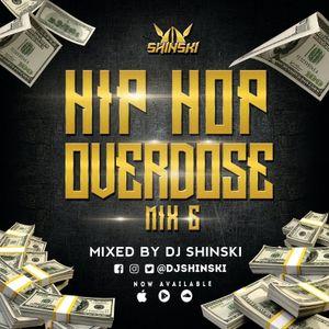 Hip Hop Overdose Mix Vol 6 Ft [Migos, Cardi B, Drake, Tyga, Nicki Minaj, 6ix9ine]