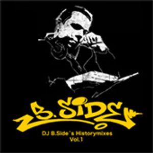 DJ B.Side - Historytape