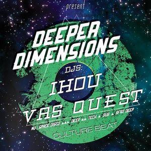 Let Go a.k.a Vas Quest live @ Deeper Dimensions Party CultureBeatClub part two