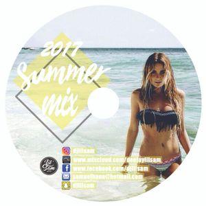 2017 Summer Mix - Mixed by DJ LIL SAM